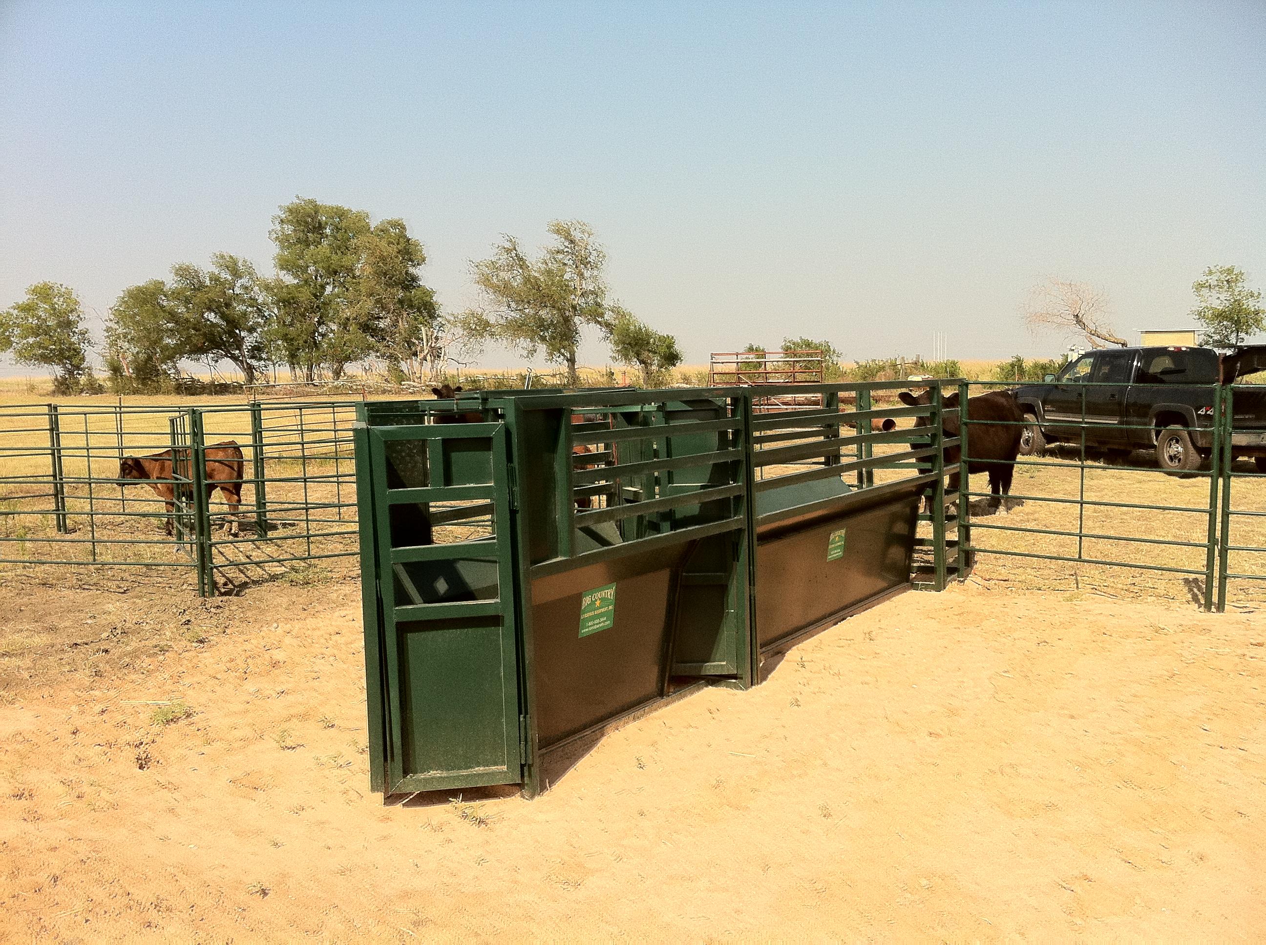 Calf Roping Chute Calf Roping Chute $525