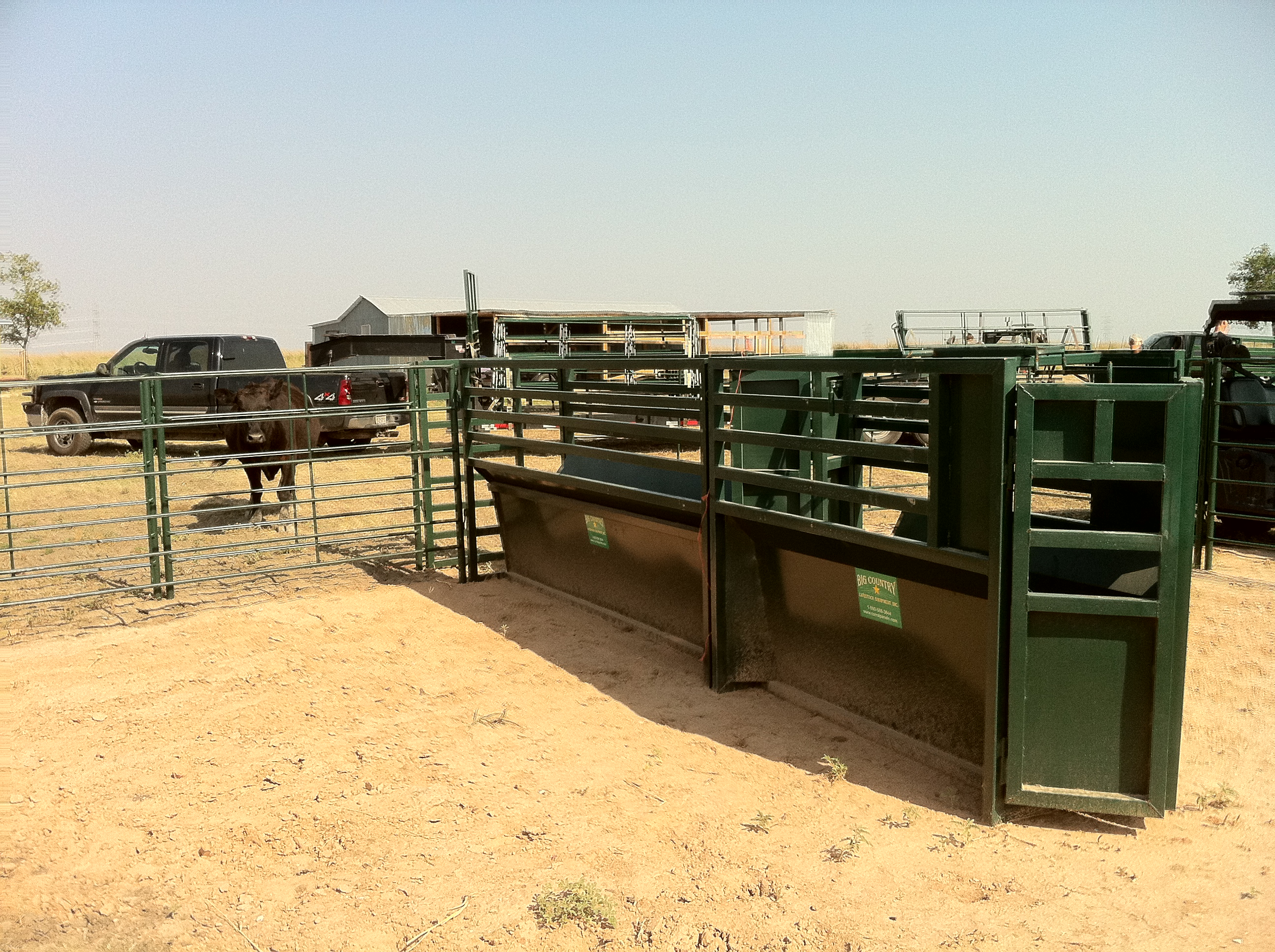 Used Portable Roping Arenas For Sale